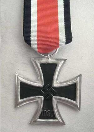 1939 Iron Cross 2nd Class `Sonnderklasse`