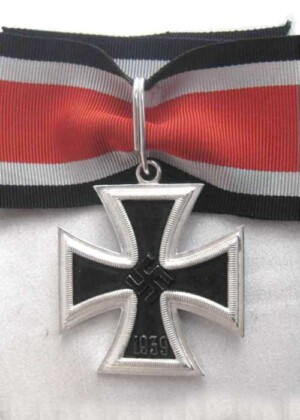 1939 German Knights cross `Sonnderklasse`