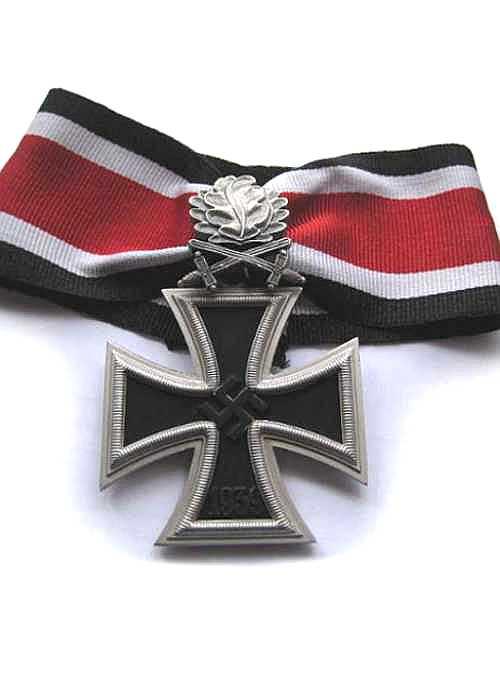 1939 German Knights cross with Swords & Oakleaves