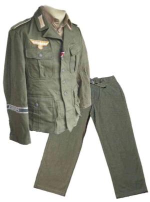 Afrikakorps-uniform