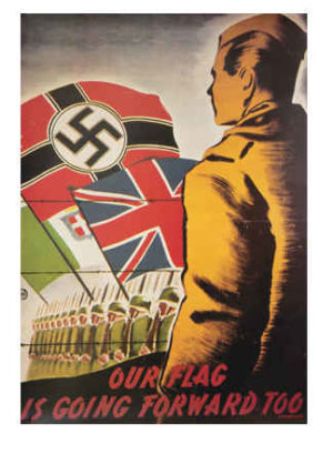 British Free Corps poster