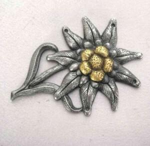 Gebirgsjagaer-cap-edelweiss