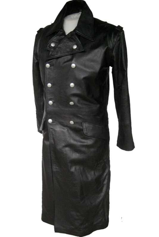 German-officers -leather-great-coat