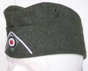 Heer enlisted mans side cap- EREL