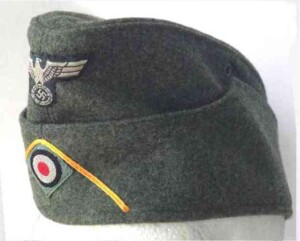 Heer reconnaissance EM side cap /EREL