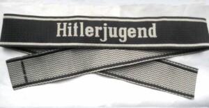 SS Hitlerjugend-cuff-title