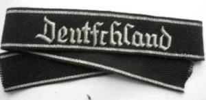 Deutschland cuff title