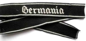 Germania cuff title-officers