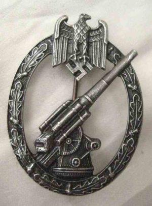 German Army/Heer Flak badge