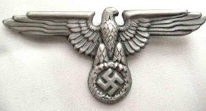 SS Cap eagle metal 2nd pattern