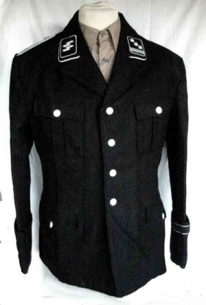 SS Leibstandarte`Adolf Hitler` Tunic Set