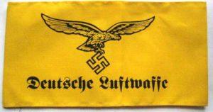 Luftwaffe Auxiliary Armband