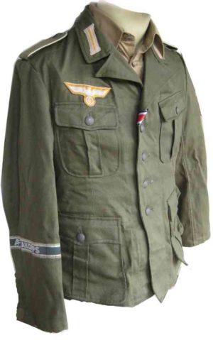 Afrika Korps uniform