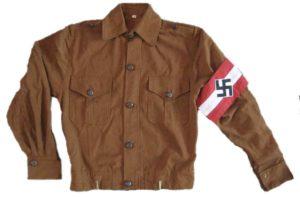 Hitler Youth Brown Shirt