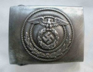 SA belt buckle brown shirts Sturmabteilung manns belt buckle