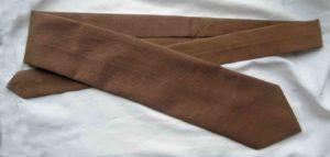 SA (Sturmabteilung) brownshirts tie