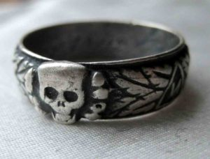 SS Honour ring- Large size