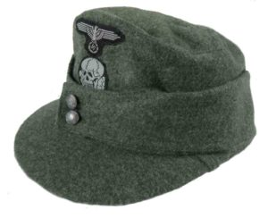 Waffen SS Bergmutze in wool