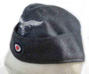 Luftwaffe enlisted mans side cap-EREL
