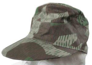 WW2 German Splinter cap