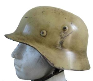 Afrika Korps Helmet