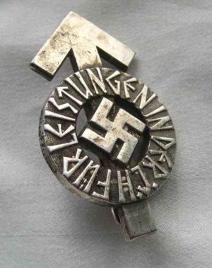 Hitler Youth Proficiency badge in silver- Sonnderklasse