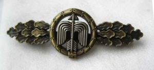 Luftwaffe day fighter clasp