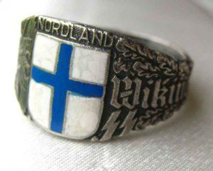 SS Nordland flag ring