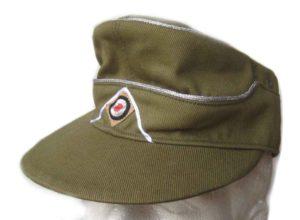 WW2 German Afrika Korps officers ski cap