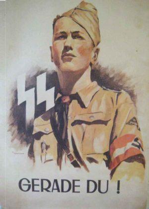 Gerade Du! Hitler youth poster