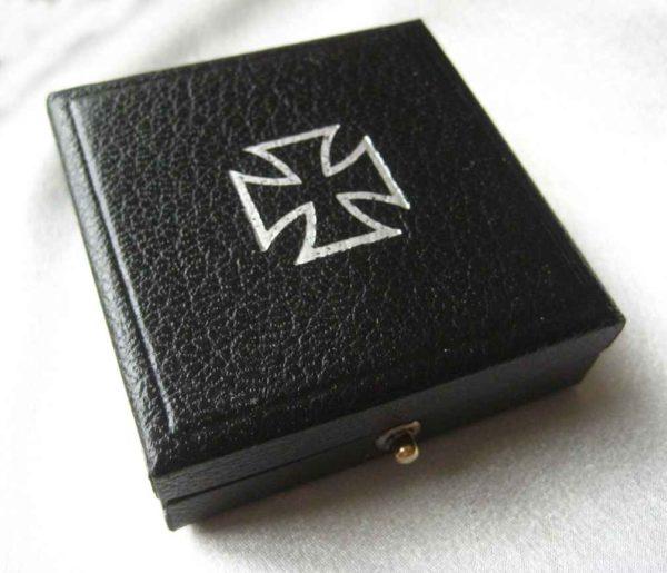Iron cross 1st class award box