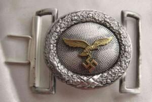 WW2 Luftwaffe Officers buckle