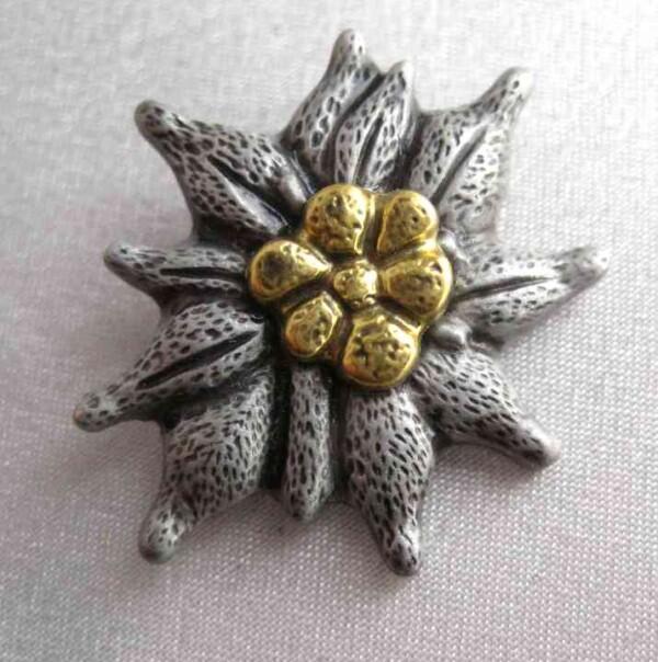 Gebirgsjagaer cap badge