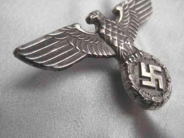 Nazi SA cap eagle