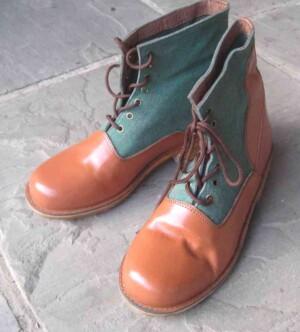 afrika korps boots