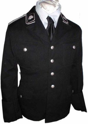 SS Totenkopf officers uniform set