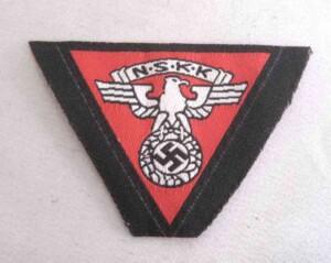 NSKK cap badge