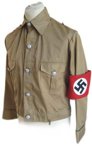 SA brownshirt