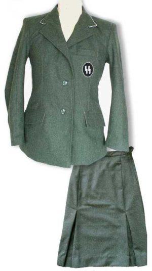 SS Helferin Uniform.