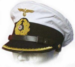 U-Boat visor cap