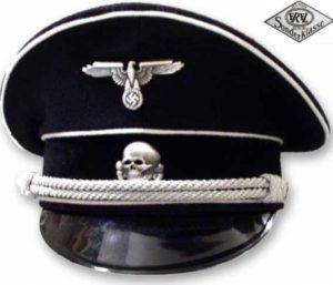 Allgemeine SS Officers cap by EREL