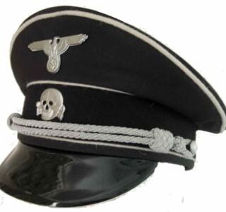 Allgemeine SS officers cap