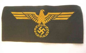 WW2 German Coastal Artillery Breast