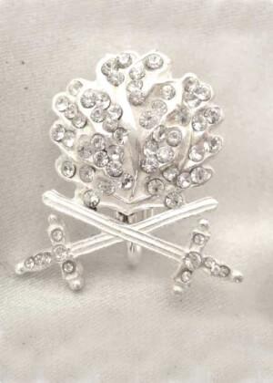 Swords and oakleaves with diamonds- Sonnderklasse