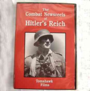 3rd Reich combat newsreels DVD