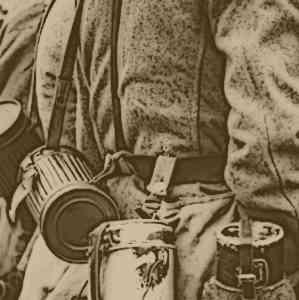 German Army Field Gear