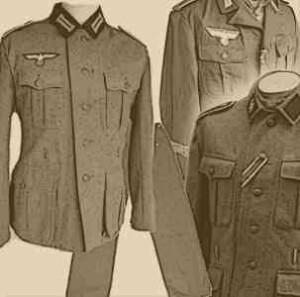 German Field Uniforms