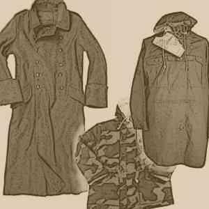 WW2 German Winter clothing