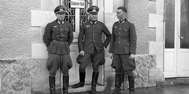German WW2 Militaria for Re-enactments