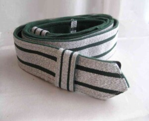 WW2 Heer Officers embroidered Belt.